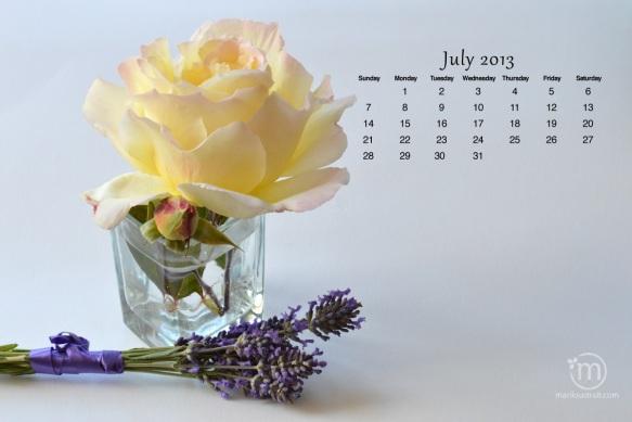 calendar-2013-07